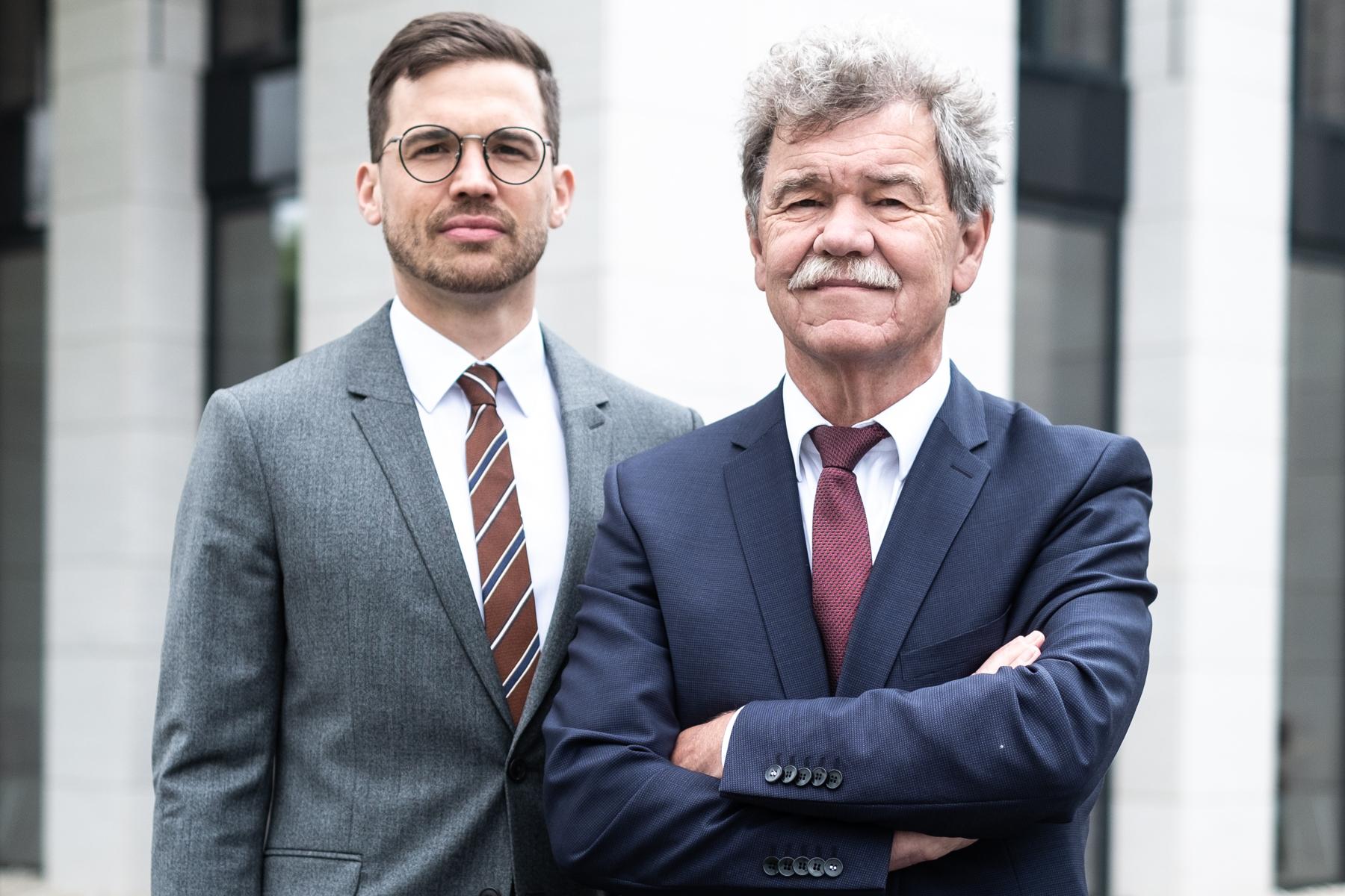 Simon und Norbert Wagner, Steuerberater